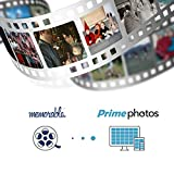 Memorable Film Transfer Kit to Prime Photos (1 Reel) - 8mm Super 8 16mm