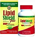 LipidShield Plus Lower cholesterol naturally with Dr. formulated LipidShield. Lower LDL and Triglycerides with LipidShield ingredients of Red Yeast Rice, Policosanol, Guggul, Niacin and Selenium.