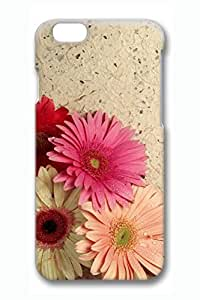 Beautiful Flowers Slim Hard Cover for iPhone 6 Case (4.7 inch) PC 3D Cases