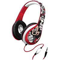 Mickey Over-the-Ear Headphones with Volume Control Refresh ( Di-M40MY)