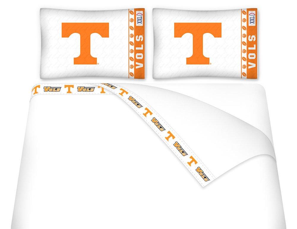 TEXAS LONGHORNS, UT, QUEEN BEDDING SET, Comforter, 4 pc Sheet Set, Boy Football NCAA bag