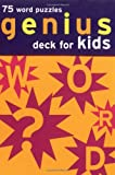 75 Word Puzzles for Kids, Chronicle Books Staff, 0811851931