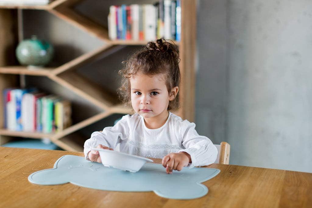 Aquamarine Kindsgut Place mat Bear Table Set