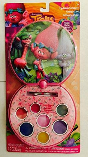 Trolls Lip Gloss Compact - Keller Packaging