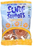 Surf Sweets Organic Peach Rings, 2.75 Ounce (Pack of 12)