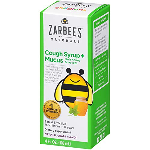 Top 10 recommendation cough syrup and mucus