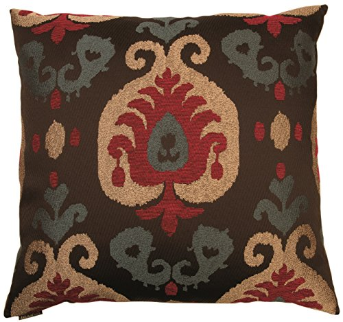 Canaan Company Renshaw Decorative Throw Pillow, Multicolor (Canaan Company Pillow compare prices)