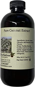 OliveNation Pure Coconut Extract 16 Oz.