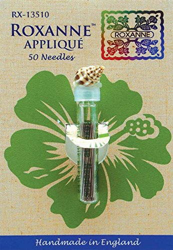 (Roxanne Applique Hand Needles 50/Pkg-Size 10)