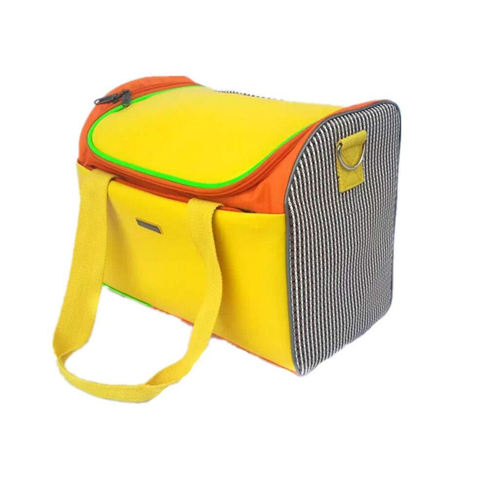Backpack Portable Transparent Dog and Dog Backpack Multi-Function pet Cabin Dog Shoulder Bag Observation Bag Home Outdoor cage cage pet Backpack
