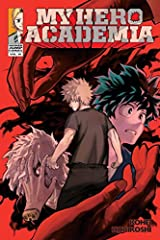 "Midoriya inherits the superpower of the world's greatest hero, but greatness won't come easy.What would the world be like if 80 percent of the population manifested superpowers called ""Quirks""? Heroes and villains would be battling it out eve..."