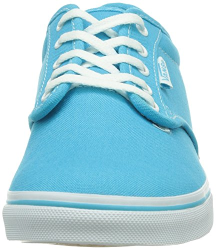 Low Zapatillas mujer Vans para Whit Azul 0BW Atwood Atoll Blue P7TOOwxq5