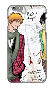 Forever Collectibles Anime Bleach Hard Snap-on Iphone 6 Plus Case With Design Made As Christmas's Gift