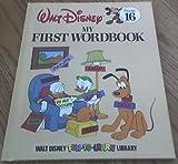 My First Word Book, Walt Disney Productions Staff, 1885222076