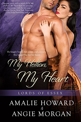 My Hellion, My Heart (Lords of Essex Book 3) cover