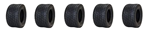 MARASTAR 24122 24×12.00-12 Replacement Lawnmower Tire Only 5