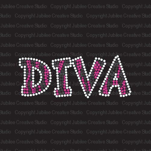 Diva Rhinestone - 8