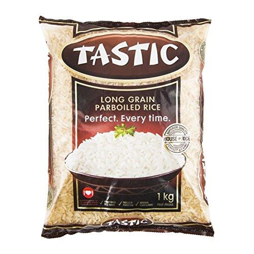 Tastic Long Grain Parboiled Rice (Kosher) 1kg - South Africa by Tastic Rice