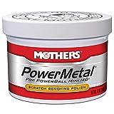 Mothers 05150 PowerMetal Scratch Removing Polish, 10 oz.