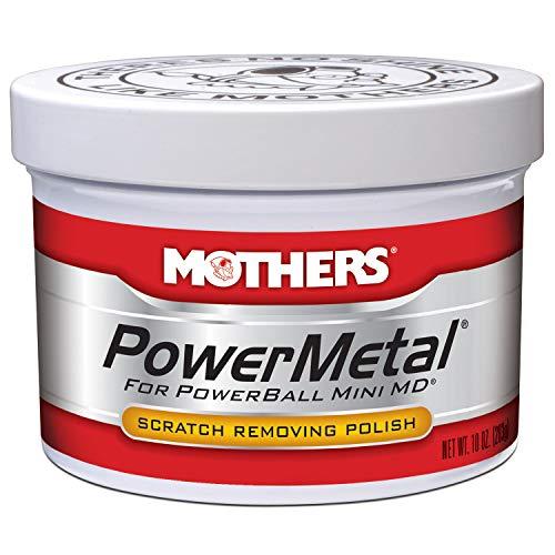(Mothers 05150 PowerMetal Scratch Removing Polish, 10 oz.)