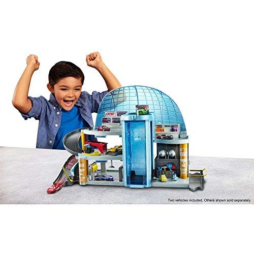 Disney//Pixar Cars 3 Florida Speedway Mega Garage PLAYSET KIDS BOYS TOY MCQUEEN