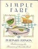 Simple Fare, Ronald Johnson, 0671665855