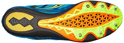 Blue Men's Track Ballista Citron Saucony qnR46Ft
