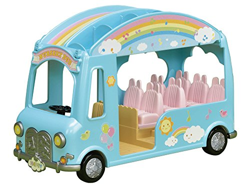 Calico Critters Sunshine Nursery Bus ()