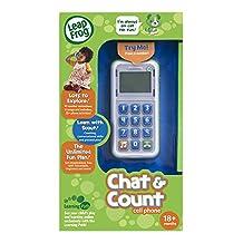 LEAPFROG ENTERPRISES LEAPFROG CHAT & COUNT PHONE (Set of 6)