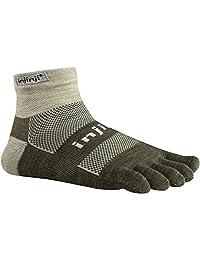 Injinji 2.0 Outdoor Midweight Mini Crew Nuwwol Socks