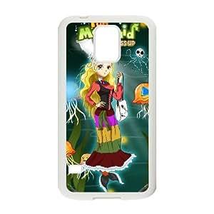 Samsung Galaxy S5 Phone Cases Anime Mermaid AH112528