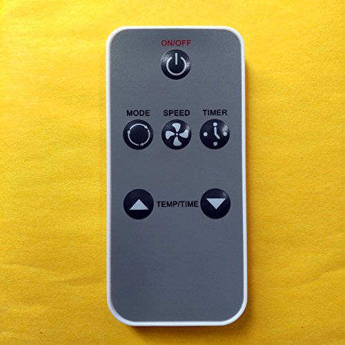 Replacement for Haier Air Conditioner Remote Control 0010403473 Works for HWR08XC5-T HWR08XC7-T HWR08XCJ HWR10XC5 HWR10XC5-T HWR10XC6 HWR10XC6-T HWR10XCJ HWR12XC5 HWR12XC8 HWR12XCJ by Generic (Image #2)