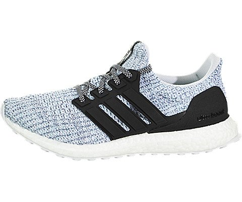 Price comparison product image adidas Ultraboost Parley 4.0 Shoe Women's Running 8.5 Blue Spirit-Carbon-White