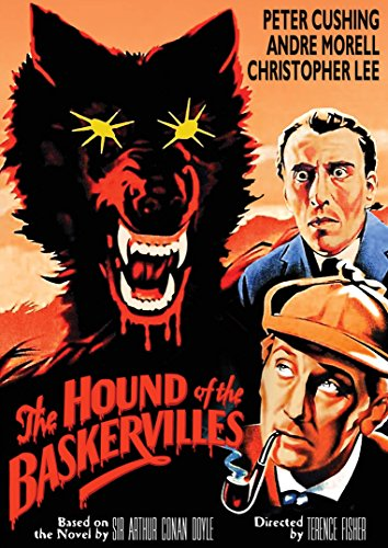 Best hound of the baskervilles peter cushing