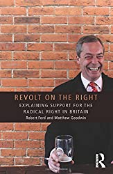 Revolt on the Right: Explaining Support for the Radical Right in Britain (Extremism and Democracy)
