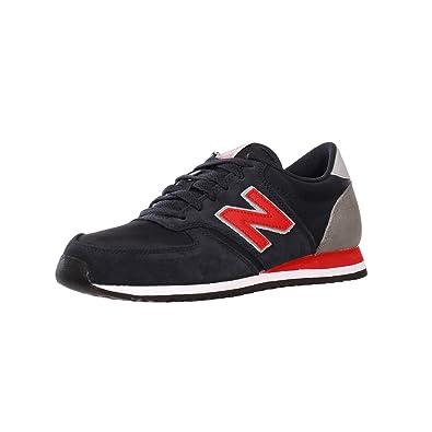 5a9a9e28347b CHAUSSURE DE SPORT BLACK RNR NEW BALANCE U420 40 5 Noir: Amazon.fr:  Vêtements et accessoires
