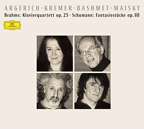 Brahms: Piano Quartet No. 1, Op. 25