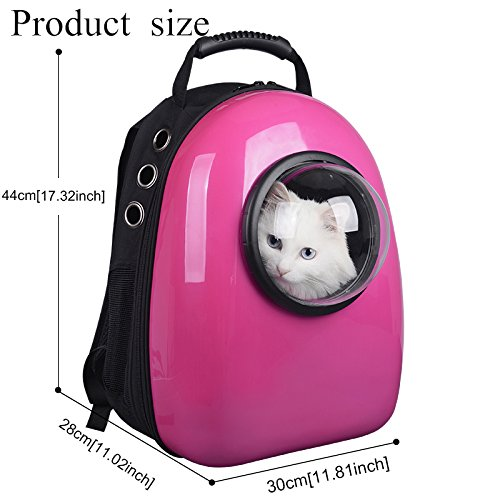 Pettom-Pet-Dog-Cat-Bubble-Carrier-Airline-Approved-Shoulder-Backpack-Mobile-Bed-for-Travel-Hiking