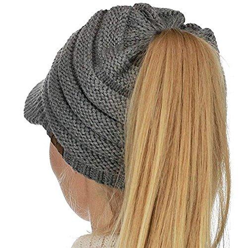 Frame Clearance Tubes - SMALLE ◕‿◕ Clearance, Men Women Baggy Warm Crochet Winter Wool Knit Ski Beanie Skull Slouchy Caps Hat