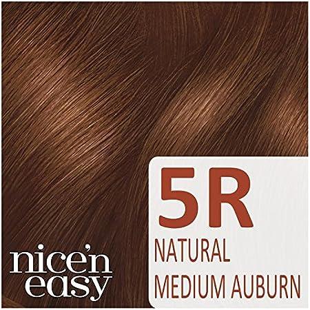 Tinte para el pelo Clairol Nice n Easy, permanente: Amazon.es ...