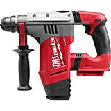 Milwaukee 0757-20 M28 Fuel 1-1/8″ SDS Plus Rotary Hammer For Sale