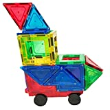 Suncatchers Magnetic Tiles Building Toy- 32 Piece Construction Set for Kids