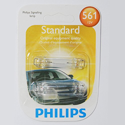 PHILIPS 561B2 Standard Mini Bulb (Town & Country Sports And Health Club)