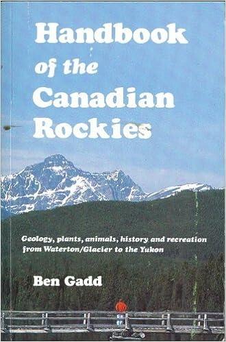 Book Handbook of the Canadian Rockies