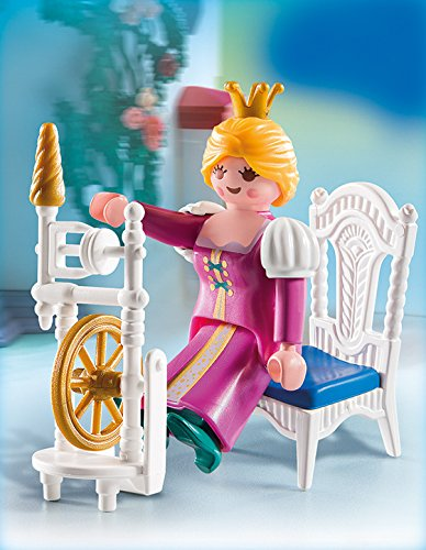 Playmobil-4790-Playmobil-Princesa-con-rueca-de-hilar-4790