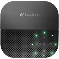 Logitech Mobile Speakerphone P710e - Speakerphone hands-free - wireless - Bluetooth / NFC