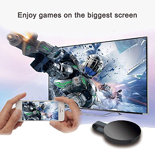 Wifi Display Dongle, Teepao Hdmi Wireless Dongle HD 1080P Video Mini Receiver For iPhone/iPad/Android Samsung/LG/Nokia/Windows/Mac To TV- Support Airplay Miracast DLNA Chromecast by Teepao (Image #4)