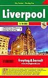 Liverpool (England) 1:10,000 Pocket Street Map, laminated FREYTAG
