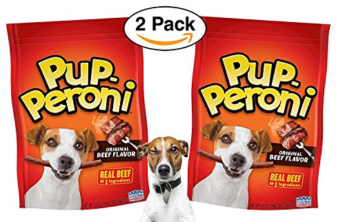 pack Pup Peroni Snacks Original Flavor