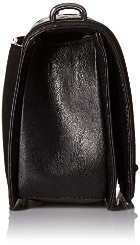 Rebecca Minkoff Love Plata hardware Convertible Cross-body black_black, schwarz